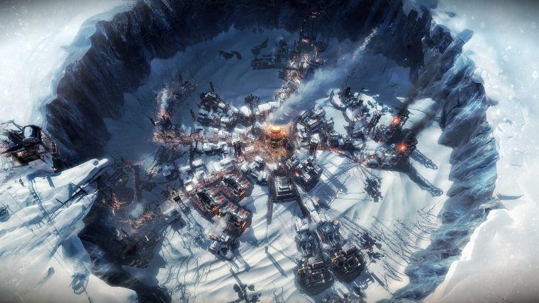Hayatta kalma temasıyla Frostpunk bu yıl konsollara gelebilir!