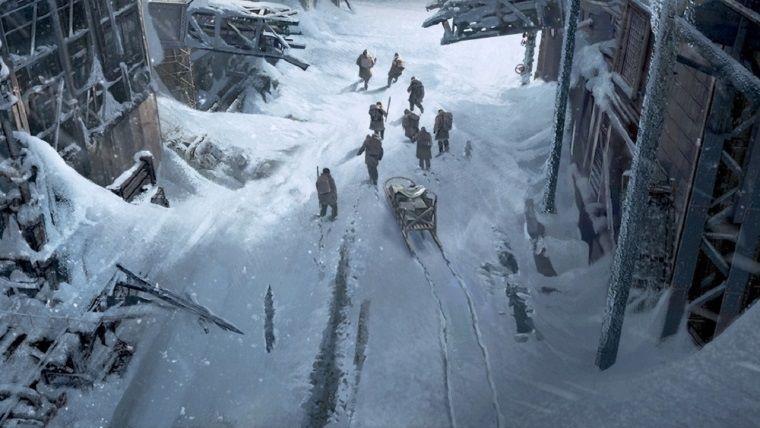 Frostpunk'ın son indirilebilir içeriği On the Edge için tarih verildi