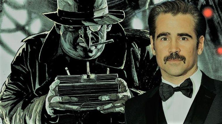 The Batman filminin Penguen'i belli oldu: Setten ilk görüntüler geldi.
