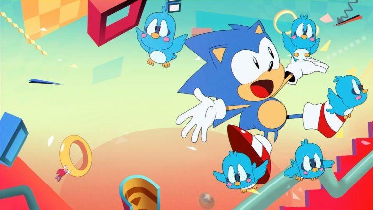 Sonic Mania Plus ve gizli bir Sonic yarış oyunu duyuruldu