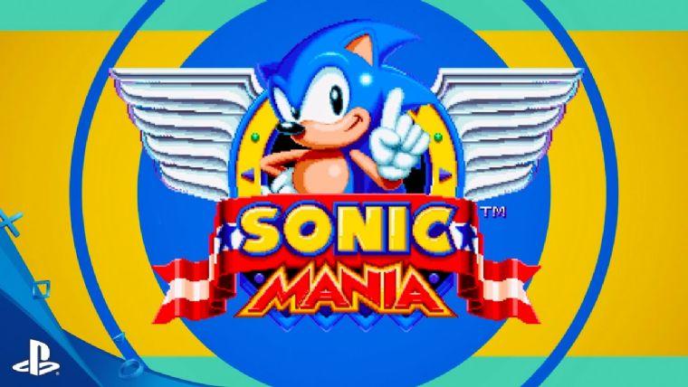 Sonic Mania kutulu olarak satılabilir