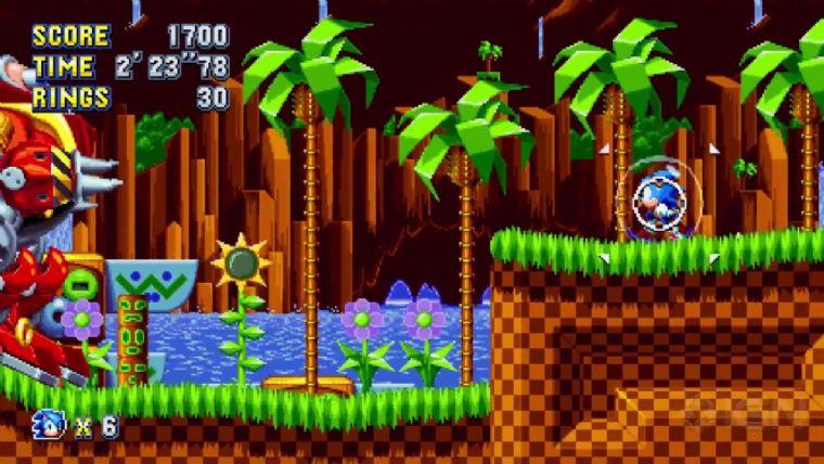 Sonic Mania'nın açılış animasyonu yayınlandı