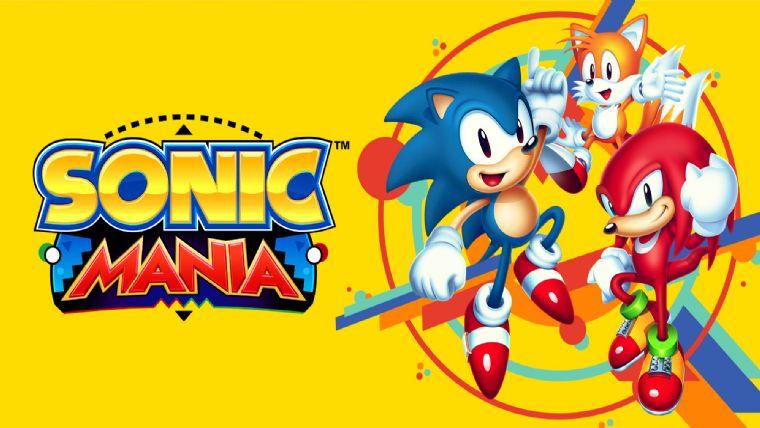 Sonic Mania'nın debug moduna erişildi