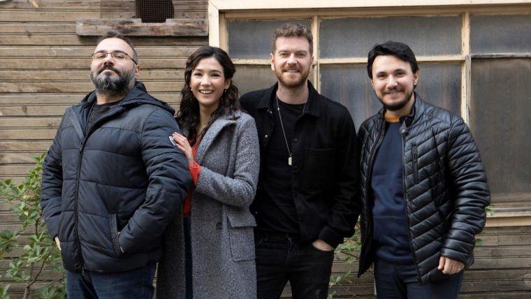 Burak Aksak ve Selçuk Aydemir'in Netflix dizisinden ilk video!