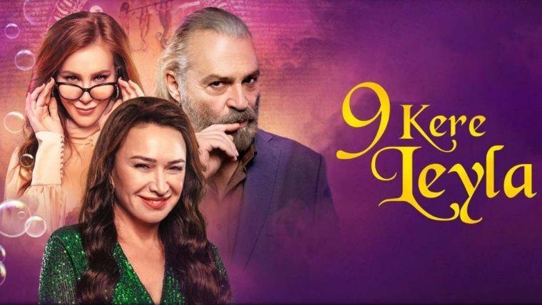 Netflix, 9 Kere Leyla filminin fragmanını yayınladı