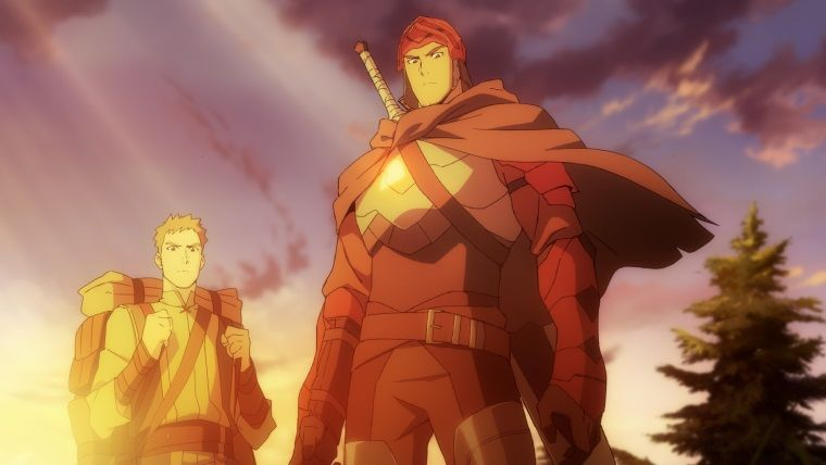 Netflix, DOTA: Dragon's Blood anime serisini duyurdu