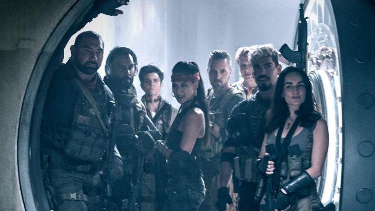 Netflix filmi Army of the Dead'in tanıtım fragmanı yayınlandı