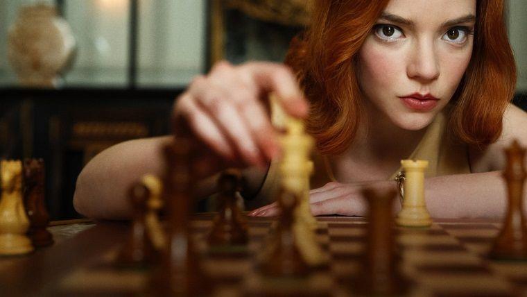The Queens Gambit davalık oldu