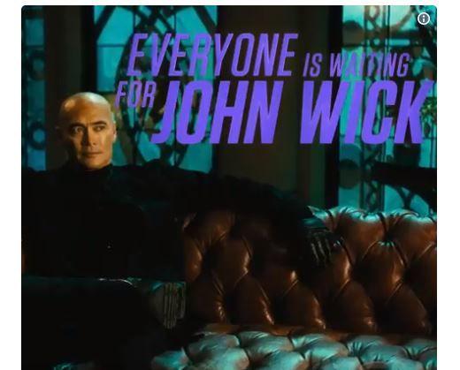 John Wick 3: Parabellum filminin yeni fragmanı geliyor