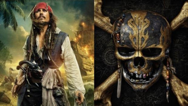 Karayip Korsanları'nın yeni filminden ilk fragman geldi