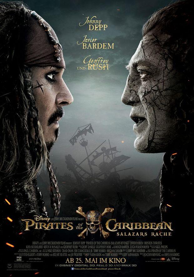 Karayip Korsanları'nın yeni filmi çalındı, fidye isteniyor