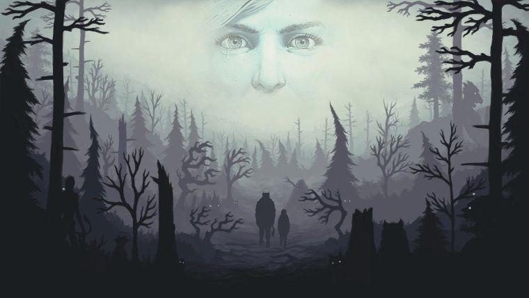 Bağımsız korku oyunu Through the Woods PS4 ve Xbox One'a geliyor