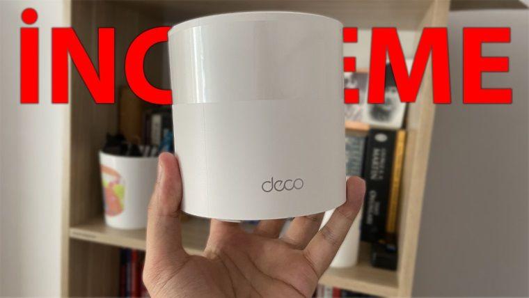Wi-Fi sorunlarına çözüm / TP-Link Deco X20 inceleme