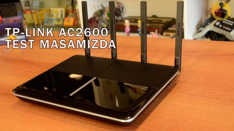 TP-Link Archer AC2600