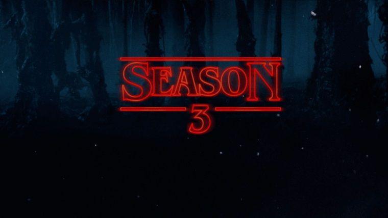 Stranger Things'in 3.sezon çekimlerinin başladığı açıklandı