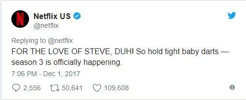 Stranger Things'in 3. Sezonu onaylandı!