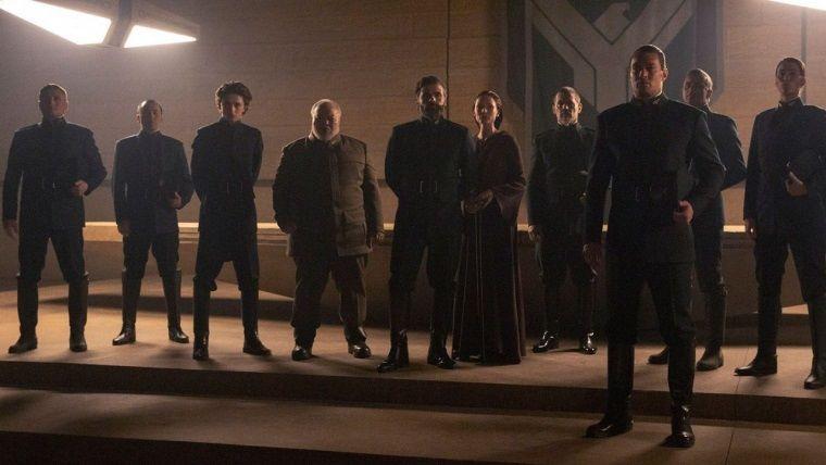 Dune filminin ilk fragmanı Ağustos ayında yayınlanacak