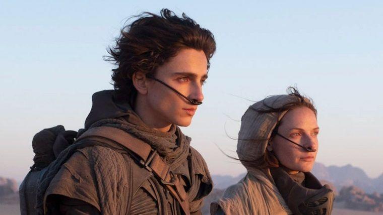 'Dune filmi yeni Yüzüklerin Efendisi olacak'