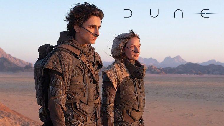 Dune filminin ilk teaser videosu yayınlandı