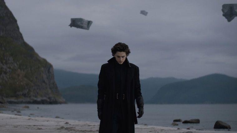 Dune filminin ilk fragmanı yayınlandı