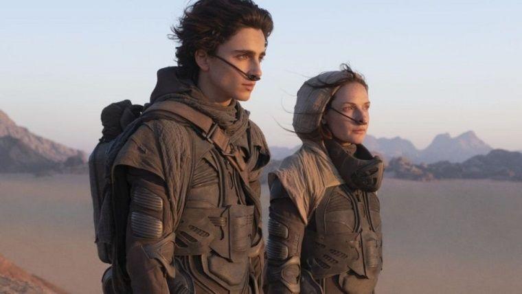 Dune filmi için mükemmel bir fragman yayınlandı
