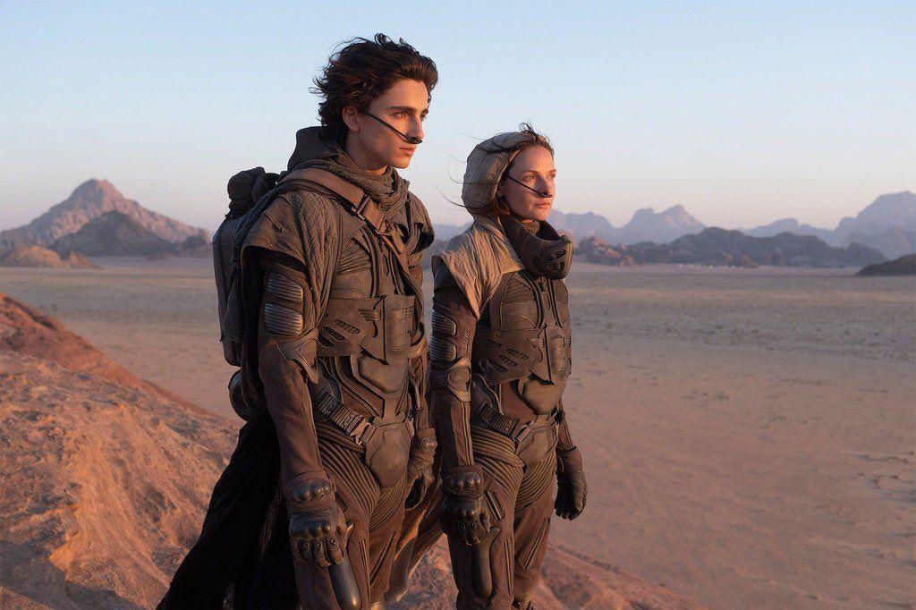 Fragman öncesi Dune filminden yeni görüntüler geldi