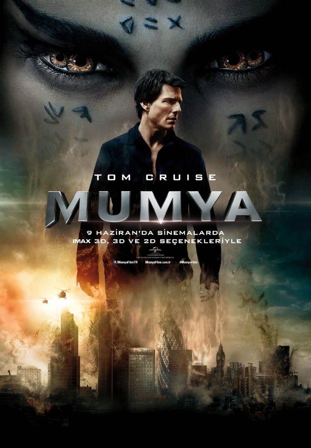 Mumya filmini herkesten önce izlemek ister misiniz?