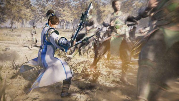 Dynasty Warriors 9'dan 8 dakikalık yeni oynanış videosu