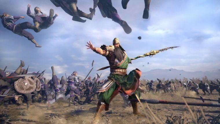 Dynasty Warriors 9 için yeni karakter videoları yayınlandı