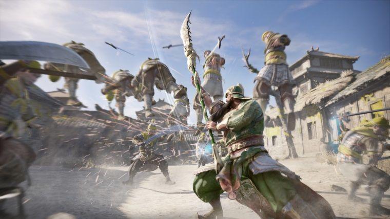 Dynasty Warriors 9'a ait ilk PC güncellemesi yayınlandı