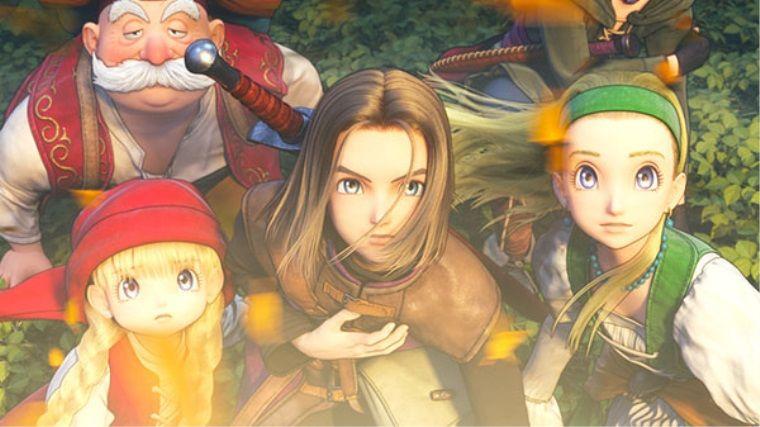 Dragon Quest 11, PC platformunda Denuvo'yu tercih ediyor