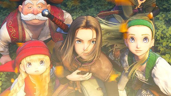 Dragon Quest XI Xbox Konsollarına Geliyor