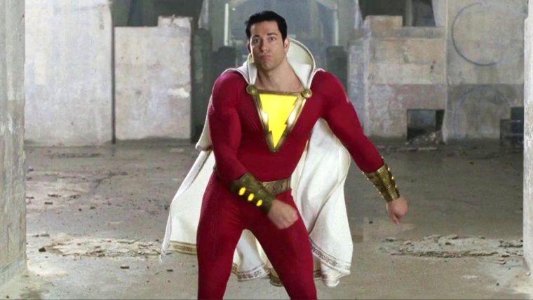 Merakla beklenen Shazam filminin yeni fragmanı yayınlandı