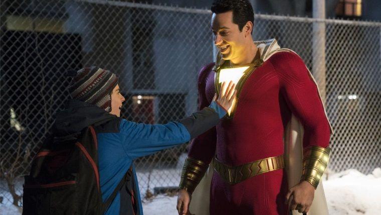 Shazam, DC'nin en çok beğenilen filmi oldu!
