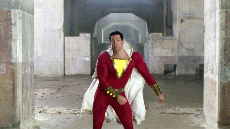 Shazam filminin yıldızı Justice League 2'de bulunmak istiyor.