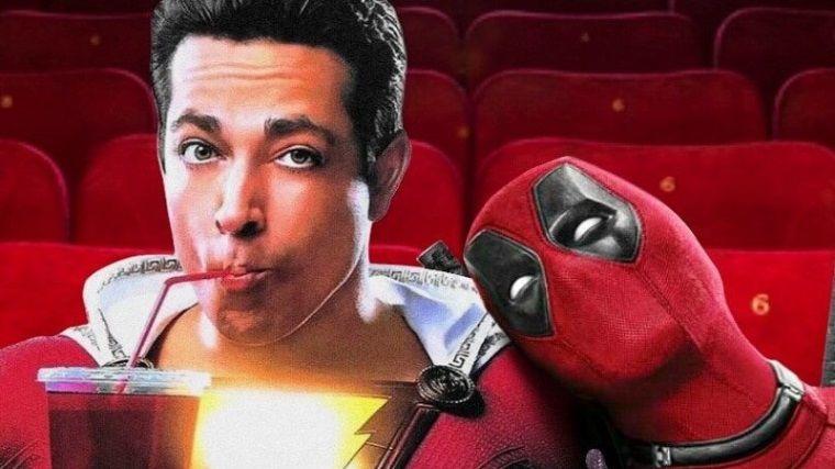 Shazam'ın yıldızından Deadpool itirafı geldi