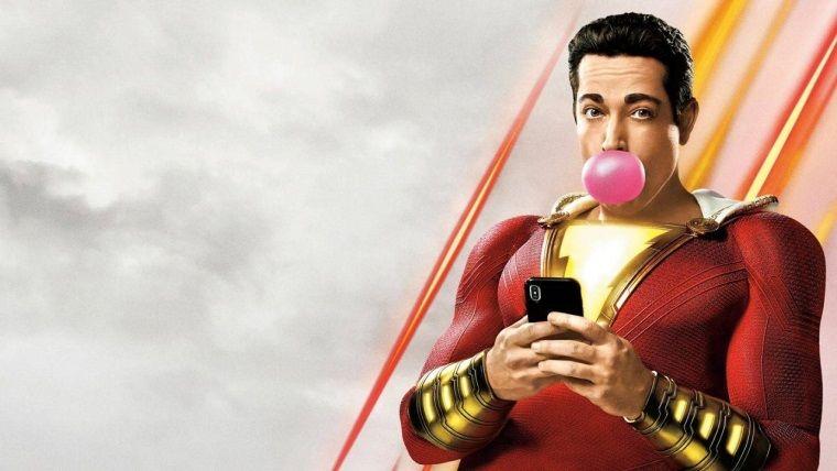 Shazam 2 filminden ilk teaser yayınlandı
