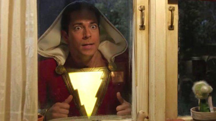 Shazam filmini izledik!