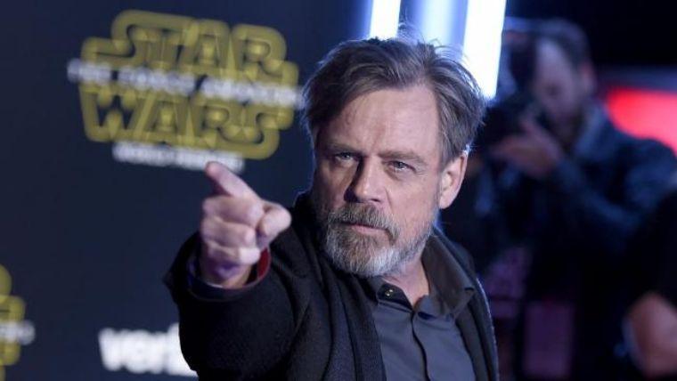 Mark Hamill eski Star Wars çizgi romanını okumamızı istemiyor