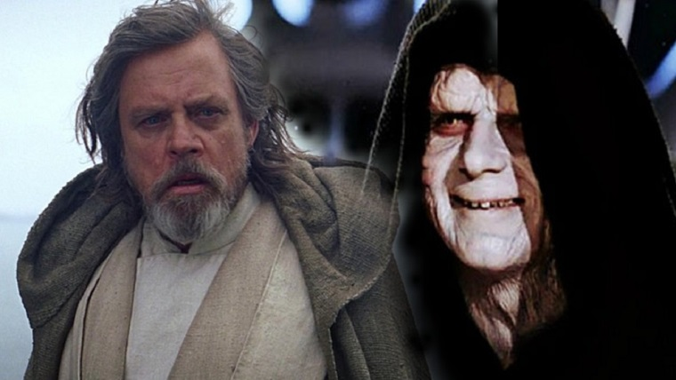 Luke Skywalker, Dark Side'a mı geçecek?