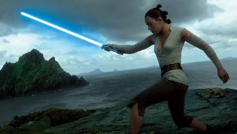 Star Wars: The Last Jedi için yeni bir fragman yayınlandı