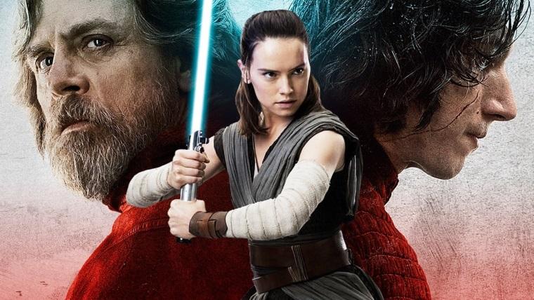 Star Wars: The Last Jedi için yeni bir video yayınlandı