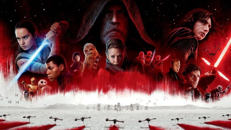 Star Wars: The Last Jedi için yeni bir reklam yayınlandı