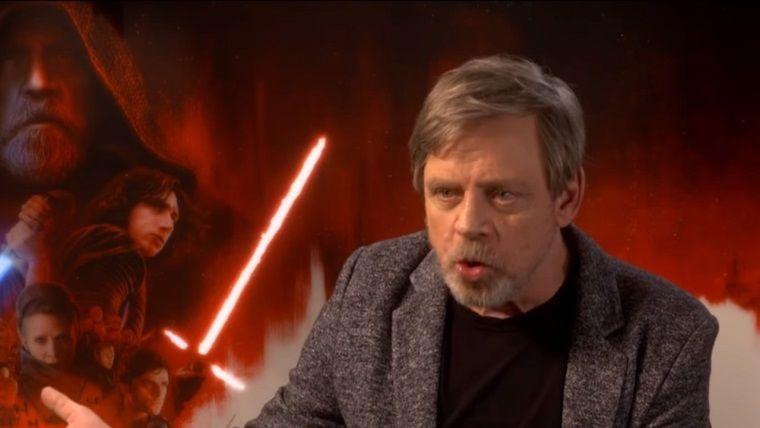 Mark Hamill'dan The Last Jedi filmine ve yönetmenine ağır eleştiri