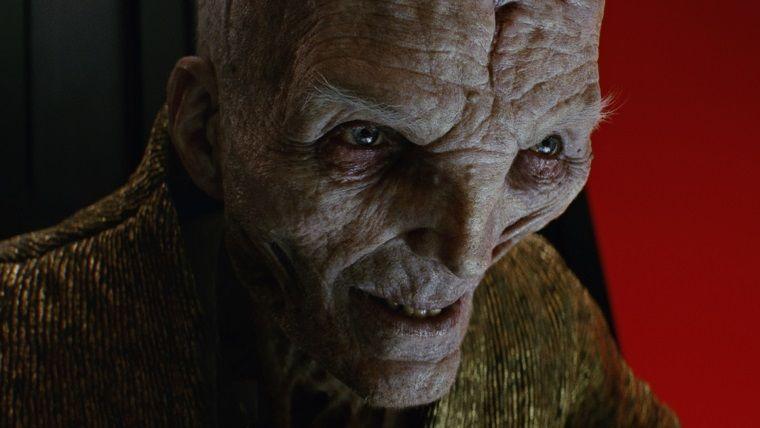 Darth Vader ve Snoke arasındaki bağlantı ortaya çıktı