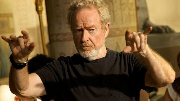 Ridley Scott: Disney ile çalışan yönetmen aptaldır