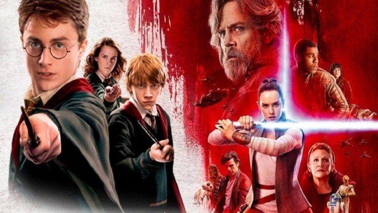 Harry Potter'a Star Wars çalımı