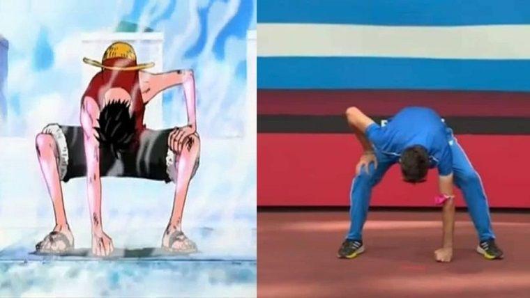 Olimpiyatlardaki One Piece pozlarına teşekkür geldi