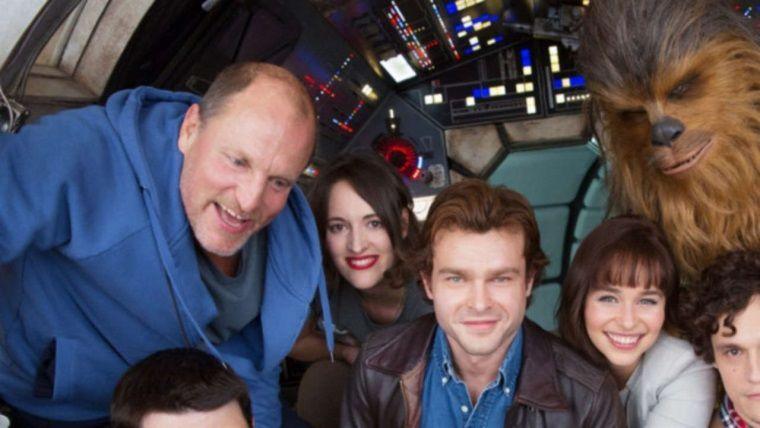 Solo: A Star Wars Story'nin yeni fragmanı nihayet yayınlandı