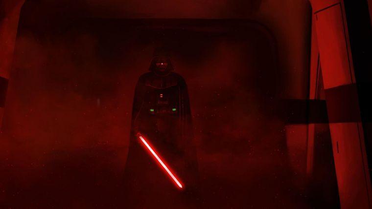 Darth Vader, Han Solo filminde bulunabilir